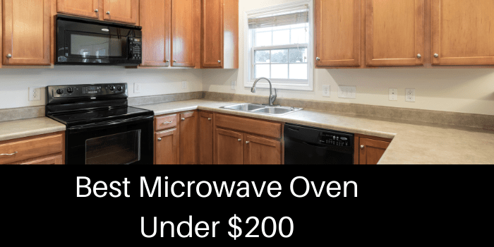best microwave oven under $200